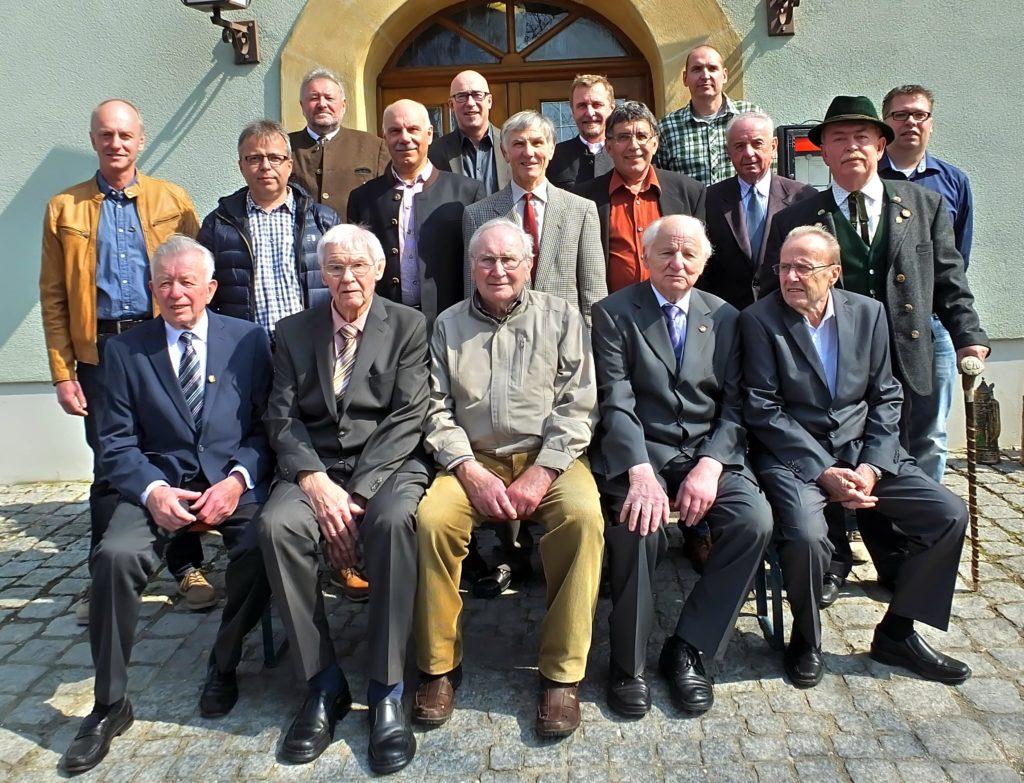 Ehrenmitglieder 2017